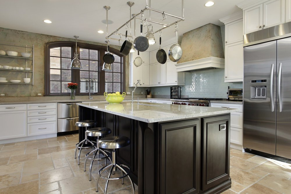 material suggestions for a kitchen island